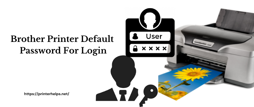 Brother Printer Default Password For Login